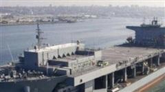 'Căn cứ hải quân nổi' của Mỹ sẽ gia tăng sức ép cho Trung Quốc?
