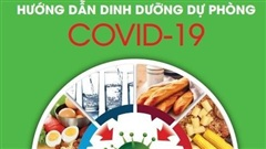 Bổ sung dinh dưỡng cho người cao tuổi trong mùa dịch Covid-19