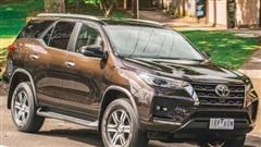 Toyota Fortuner sắp có thêm phiên bản hybrid diesel