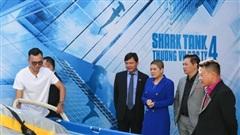'Cá mập' Shark Tank tranh nhau siêu phẩm giải cứu ô tô mùa lụt