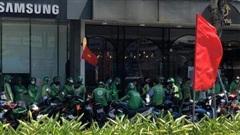 Ngày đầu Đà Nẵng cấm shipper: 'Nếu biết giữ khoảng cách thì đã tốt hơn…'