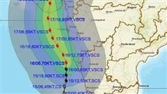 Đã có 6 người thiệt mạng vì bão Tauktae tại Ấn Độ