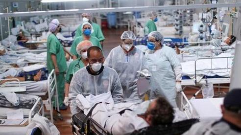 Tỷ lệ trẻ em tử vong do COVID-19 cao bất thường ở Brazil