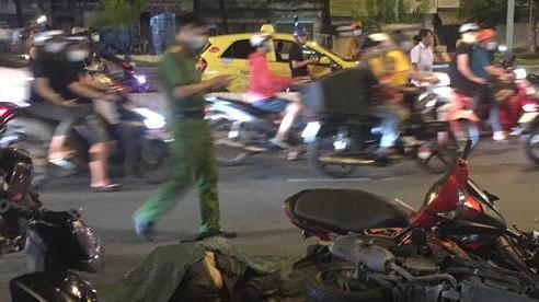 Thanh niên nghi giật điện thoại tử vong trên đường Điện Biên Phủ