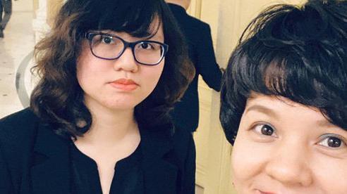 Con gái cả kín tiếng của MC Diễm Quỳnh: Tâm lý, yêu mẹ thương em và học giỏi
