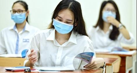 Mỗi thí sinh đăng ký từ 4-5 nguyện vọng xét tuyển vào đại học, cao đẳng