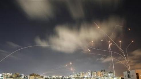 Vòm Sắt Israel và chiến thuật của người Palestine