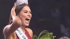 Hoa hậu Mexico Andrea Meza đăng quang Miss Universe 2020