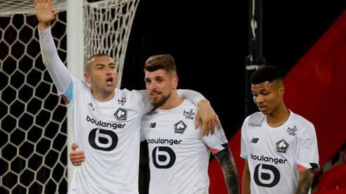 Lille quyết phế ngôi Paris Saint-Germain