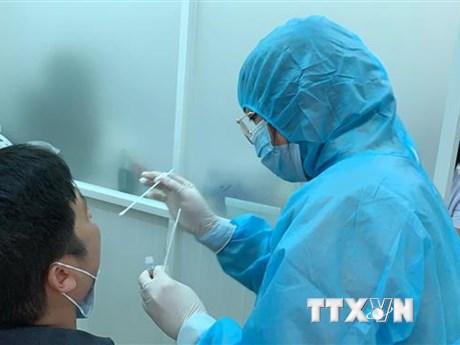 TP.HCM: 45.000 mẫu xét nghiệm tại các bệnh viện âm tính với SARS-CoV-2