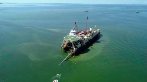 Nord Stream-2 chính thức 'chốt hạ'