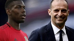 Real Madrid thuê Allegri, chồng tiền mua Pogba