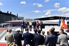 Các nước châu Âu đạt thỏa thuận về dự án tiêm kích mới