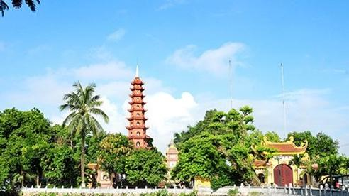 'Thiền môn linh thiêng Sử Việt'