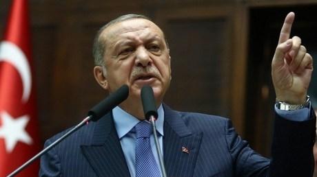 Mỹ-Thổ Nhĩ Kỳ khẩu chiến về phát ngôn của Tổng thống Erdogan