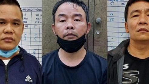 Bắt giữ 3 đối tượng trộm cắp trên xe bus