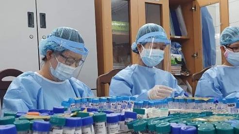 11 mẫu xét nghiệm SARS-CoV-2 tại các ổ dịch Đà Nẵng là chủng virus Anh
