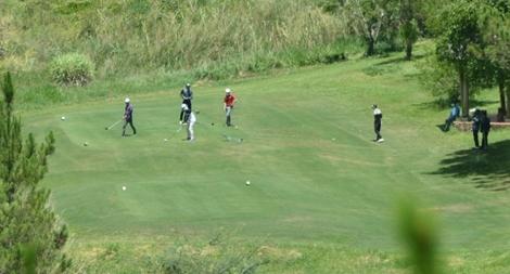 Sân golf Tuyền Lâm vẫn mở cửa hoạt động bất chấp lệnh cấm