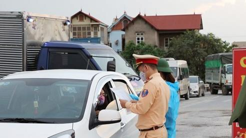 Bắc Ninh tạm dừng hoạt động vận tải hành khách bằng xe buýt và xe khách, nghiêm cấm việc dừng, đón trả khách