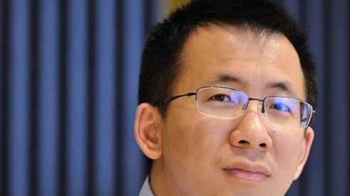 Zhang Yiming từ chức Giám đốc điều hành ByteDance