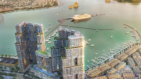Hạ Long: Ra mắt tổ hợp BĐS và giải trí Sun Marina liền kề Vịnh du thuyền
