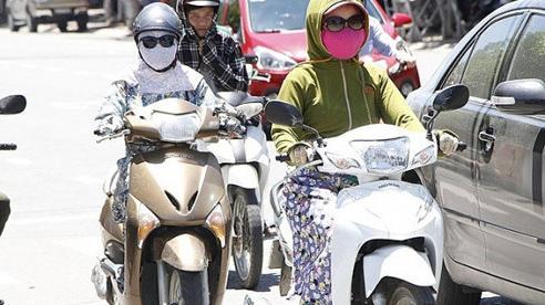 Dự báo thời tiết ngày 22/5/2021: Hà Nội tiếp tục nắng nóng