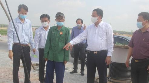 Dự án xây dựng sân bay Long Thành bắt đầu bàn giao nền tái định cư