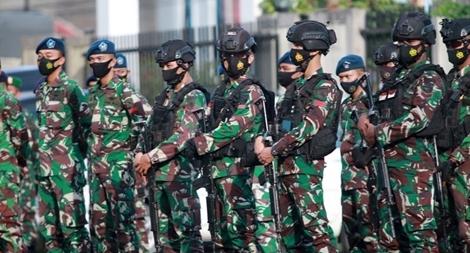 Indonesia điều hàng trăm binh sĩ đến Papua 'quét sạch' phiến quân