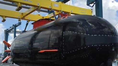 SEAL trang bị tàu ngầm vượt qua mọi hệ thống phòng thủ
