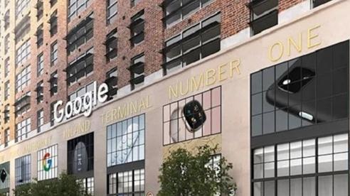Google mở cửa hàng bán lẻ đầu tiên của mình tại Mỹ vào mùa hè năm nay