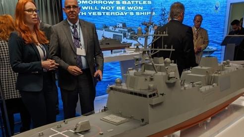 Mỹ bắt đầu chi núi tiền đóng tàu thay thế LCS