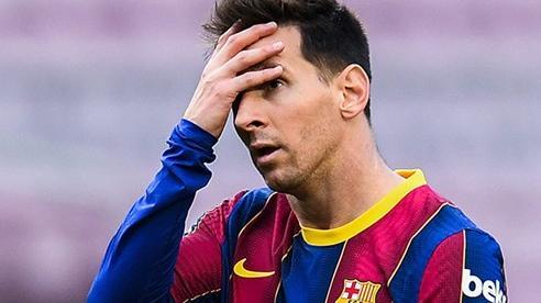 Mùa giải hạ màn, nhưng tương lai nào cho Messi và Barca?