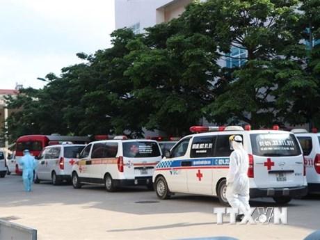 Không để lọt ca mắc COVID-19 từ Bệnh viện K về địa phương
