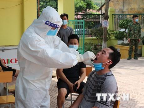 Dịch COVID-19: Bắc Ninh công bố 12 bệnh nhân khỏi bệnh