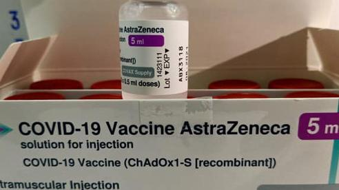 288.000 liều vắc-xin Covid-19 của AstraZeneca vừa về Việt Nam