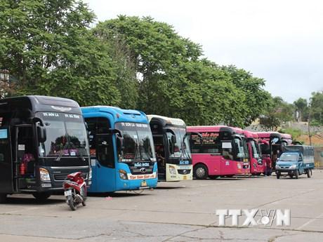 Tạm dừng hoạt động vận tải hành khách hai chiều Sơn La-Hà Nội