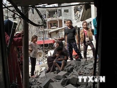 Xung đột Israel-Palestine: Quốc tế nỗ lực củng cố lệnh ngừng bắn
