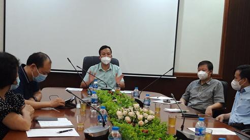 Bắc Giang họp khẩn trong đêm, lên phương án cụ thể về test nhanh tại 3 điểm nóng nhất tại Việt Yên