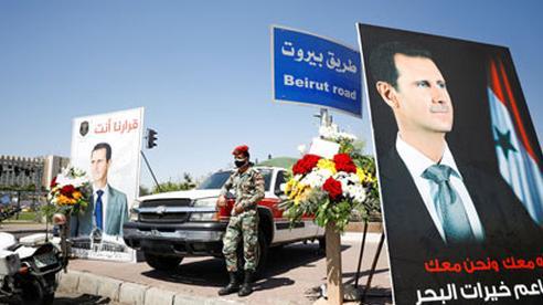 Syria căng thẳng ngày bầu cử tổng thống