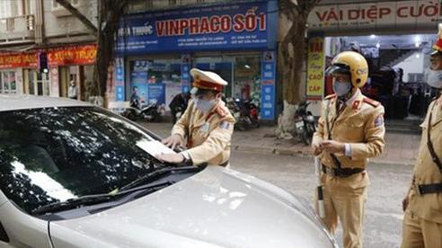 Tăng thẩm quyền xử phạt vi phạm giao thông cho CSGT, TTGT