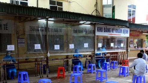 Bệnh viện đa khoa tỉnh Thái Bình mở khám sau 21 ngày tạm dừng