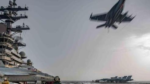 Mỹ còn gì để đối phó với Trung Quốc khi tàu sân bay rời khỏi châu Á?