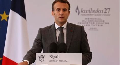 Tổng thống Emmanuel Macron: Nước Pháp không đồng lõa với tội ác diệt chủng