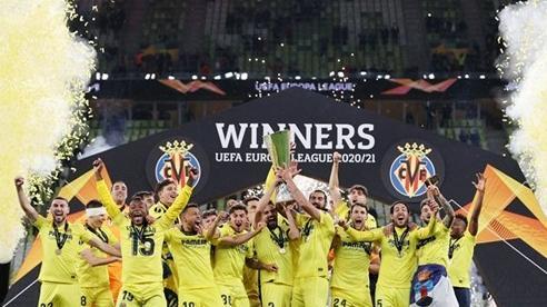 Villarreal ngất ngây với danh hiệu châu Âu đầu tiên trong lịch sử 98 năm