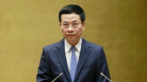 Bộ trưởng Nguyễn Mạnh Hùng: Chủ động áp dụng công nghệ, chuyển từ phòng ngự sang tấn công dịch bệnh