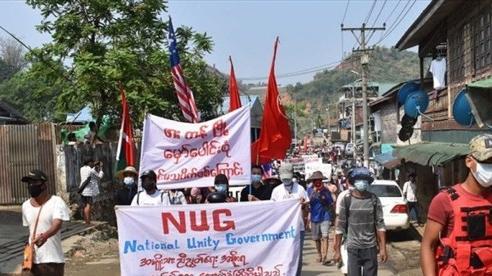 Tình hình Myanmar: Lực lượng chống chính quyền quân sự tuyên bố thành lập lực lượng phòng vệ nhân dân