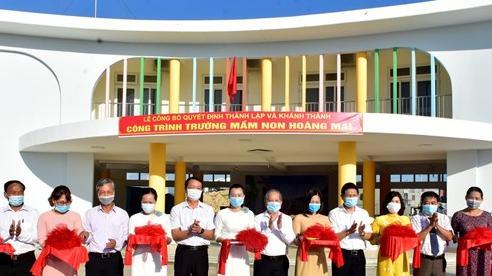 Thành lập trường mầm non tại khu tái định cư của người dân khu vực 1 Kinh thành Huế