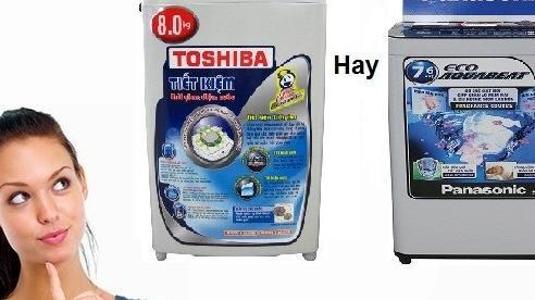 Cách lựa chọn máy giặt phù hợp cho gia đình