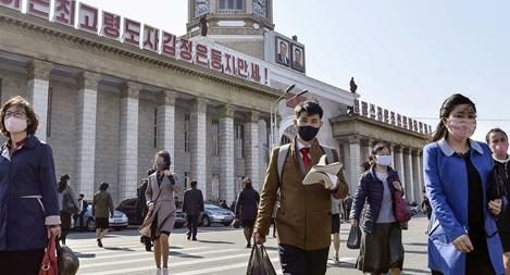 Biện pháp đặc biệt giúp Triều Tiên 'vô sự' trước COVID-19