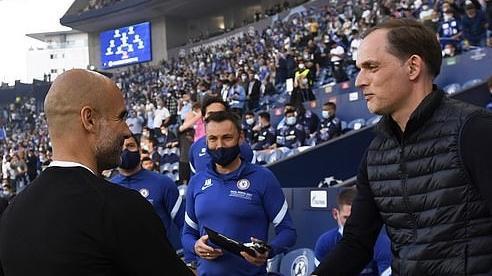 HLV Tuchel chưa gì báo thêm 'điềm xấu' cho Pep Guardiola